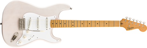 Squier Classic Vibe 50s Stratocaster Maple Fingerboard White Blonde 0374005501
