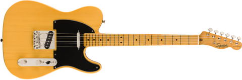Squier Classic Vibe 50s Telecaster Maple Fingerboard Butterscotch Blonde 0374030550