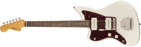SQUIER Classic Vibe 60s Jazzmaster Left-Handed Olympic White 2019 0374085505