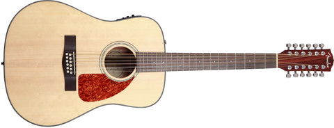 Fender CD-160SE 12-String, Natural 0961522021