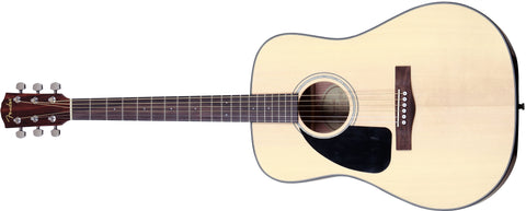 Fender CD-100 Left-Handed, Natural 0961534021