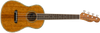 Fender Montecito koa Tenor Uke Ukulele in Natural