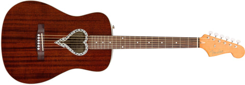 Fender Alkaline Trio Malibu Acoustic-Electric Guitar 0968326021