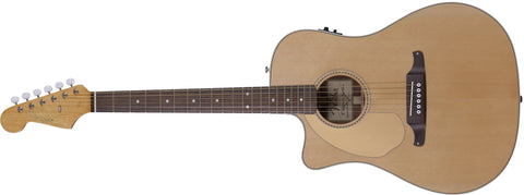 Fender Sonoran™ SCE, Left-Hand, Natural with Matching Headstock 0968605021
