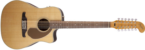 Fender Villager™ 12 String, Natural 0968607021 - L.A. Music - Canada's Favourite Music Store!