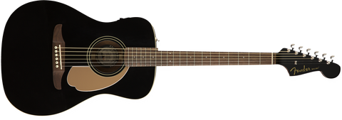 FENDER Malibu Player ACOUSTIC ELECTRIC - Jetty Black