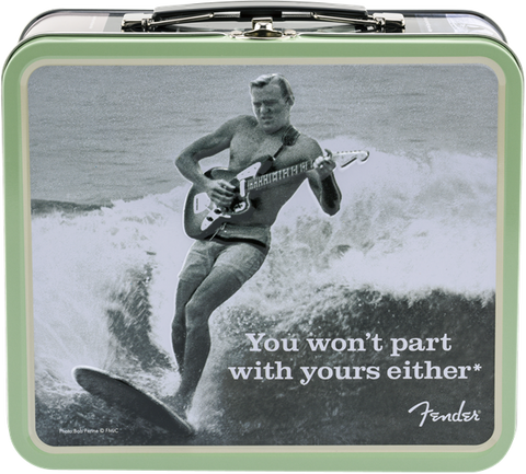 Fender Collector Lunchbox ONLY