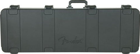 Fender Precision/Jazz Bass Molded Case, Left Handed, Black 0996171606 - L.A. Music - Canada's Favourite Music Store!