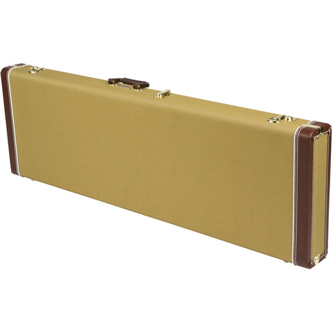 "Fender Pro Series Precision Bass""/Jazz Bass"" Case - Tweed 0996175300 - L.A. Music - Canada's Favourite Music Store!"