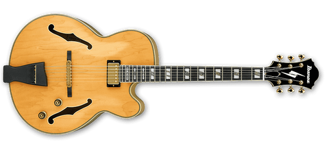 Ibanez PM200NT Pat Metheny Signature Model Natural - L.A. Music - Canada's Favourite Music Store!
