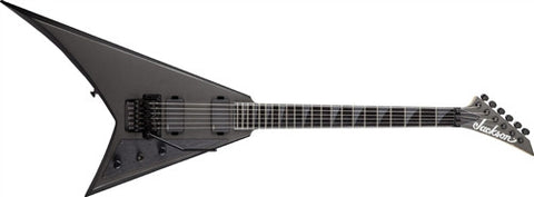 Jackson RRMG Pro Series Rhoads, Ebony Fingerboard, Matte Gray with Matte Black Bevels 2914312569 - L.A. Music - Canada's Favourite Music Store!