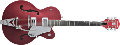 Gretsch G6120SHATV Brian Setzer Hot Rod w/ TV Jones Candy Apple Red 2400112809 - L.A. Music - Canada's Favourite Music Store!