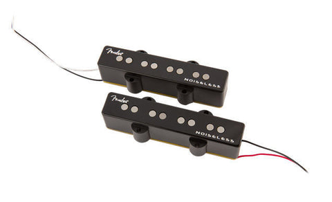 Fender GEN 4 NOISELESS J BASS PICKUPS - L.A. Music - Canada's Favourite Music Store!