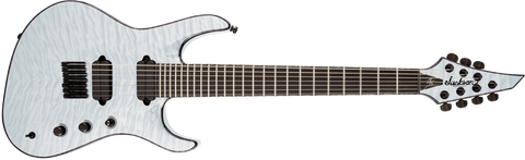 Jackson Chris Broderick Soloist HT 7, Ebony Fingerboard, Transparent White with Case 2803157888 - L.A. Music - Canada's Favourite Music Store!