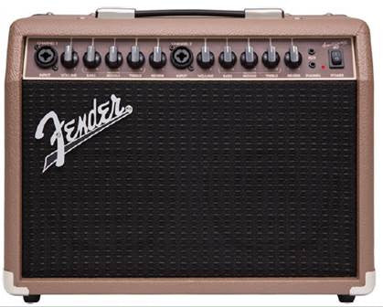 Fender ACOUSTASONIC Acoustic Amplifier 40 Watt 2314200000