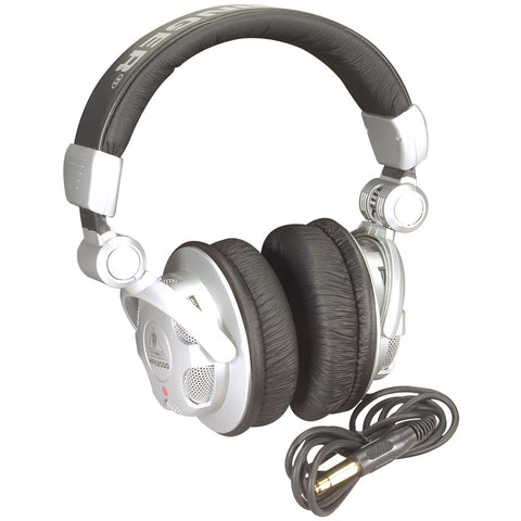 Behringer HPX2000 High Definition DJ Headphones - L.A. Music - Canada's Favourite Music Store!