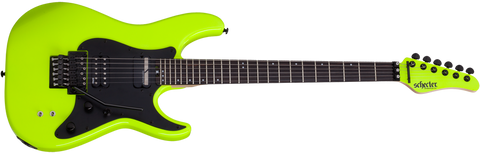 SCHECTER Sun Valley Super Shredder FR S Birch Green (BGRN) 1289