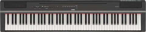 Yamaha P125 Black Digital Piano