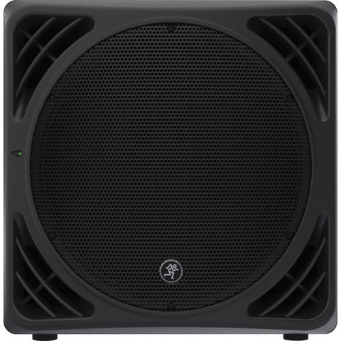 Mackie SRM1550 1200W 15 Portable Powered Subwoofer