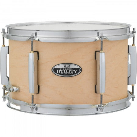 Pearl MUS1270M 12 X 7 MODERN UTILITY SNARE DRUM Matte Natural - L.A. Music - Canada's Favourite Music Store!