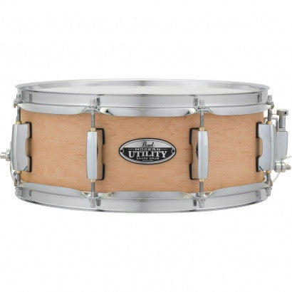 Pearl MUS1350M 13 X 5 MODERN UTILITY SNARE DRUM Matte Natural - L.A. Music - Canada's Favourite Music Store!