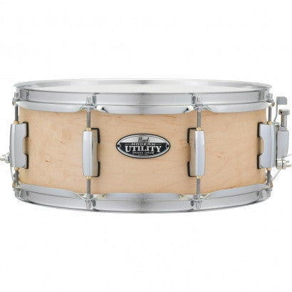 Pearl MUS1455M 14 X 5.5 MODERN UTILITY SNARE DRUM Matte Natural - L.A. Music - Canada's Favourite Music Store!