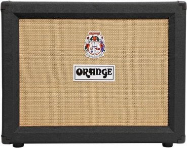 Orange CR120C-BK Crush 120 Watt, 2 Channel Guitar Amp 2x12 Combo, w/Digital Reverb & FX loop Black - L.A. Music - Canada's Favourite Music Store!