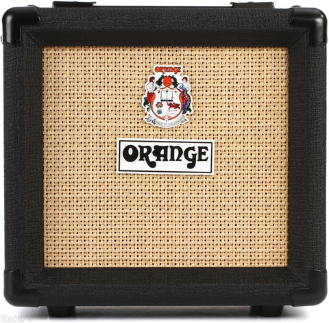 "Orange PPC108-BK Micro Terror Cabinet with 1x8"" Speaker, closed back - L.A. Music - Canada's Favourite Music Store!"