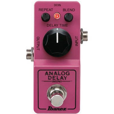 Ibanez Analog Delay Mini - L.A. Music - Canada's Favourite Music Store!