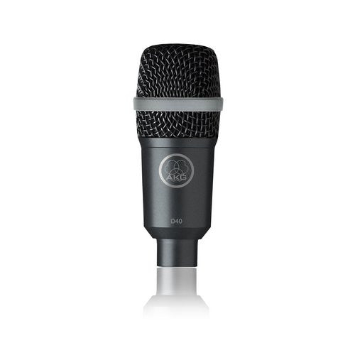 AKG D 40 Dynamic Instrument Microphone
