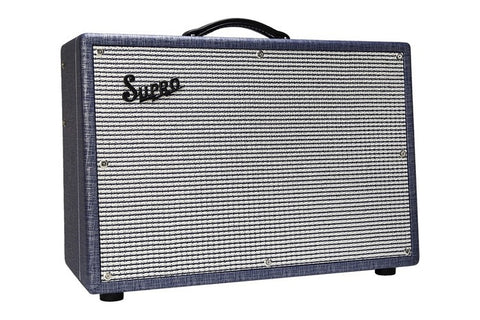 Supro 1668RT Jupiter 60w 1x12 Hemp Cone Switchable 35W 45/60W