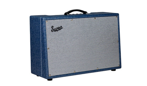 "Supro Neptune 25w 2x12"" Guitar Combo Item ID: 1685RT"