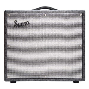 Supro Black Magick Extension Cabinet 1x12 1790-SPR