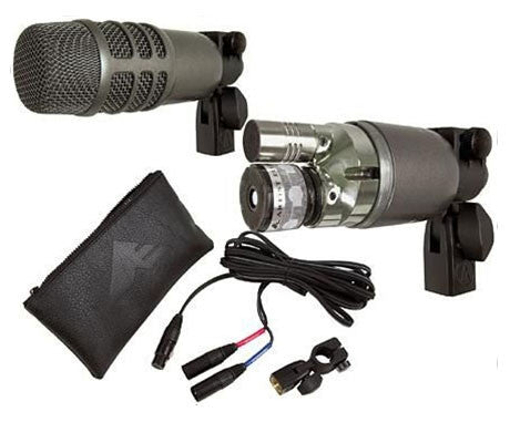 Audio Technica AE2500 DualElement Kick Drum Microphone - L.A. Music - Canada's Favourite Music Store!
