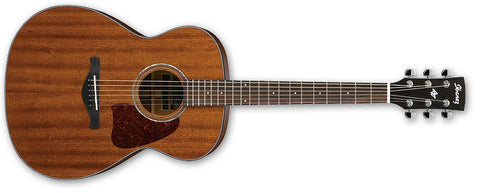 Ibanez AC240-OPN AW Series Natural Open Pore Acoustic Guitar - L.A. Music - Canada's Favourite Music Store!