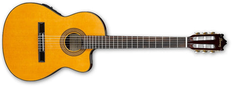Ibanez GA5TCEAM G Series Acoustic Electric Guitar Amber High Gloss - L.A. Music - Canada's Favourite Music Store!