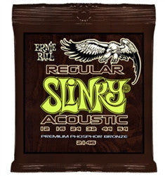 Ernie Ball Acoustic Regular Slinky 2146 - L.A. Music - Canada's Favourite Music Store!