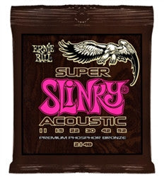 Ernie Ball Acoustic Super Slinky EBP02148 - L.A. Music - Canada's Favourite Music Store!