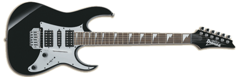 Ibanez GRG150DX Black Night Gio Electric Guitar - L.A. Music - Canada's Favourite Music Store!