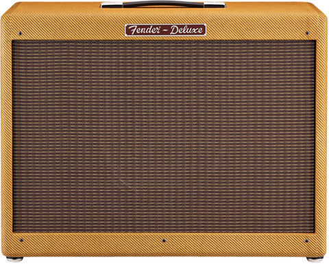 Fender Hot Rod Deluxe 112 Enclosure, Lacquered Tweed 2231010700