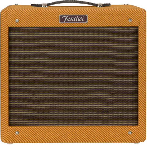 FENDER Pro Junior™ IV Lacquered Tweed 15 WATT Tube Amplifier
