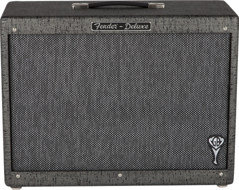 Fender GB Hot Rod Deluxe 112 Enclosure, Gray/Black 2231400000