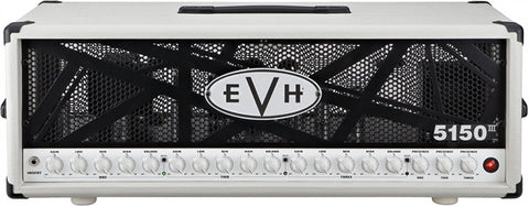 EVH 5150III 100W Head, Ivory, 120V 2251000400 - L.A. Music - Canada's Favourite Music Store!