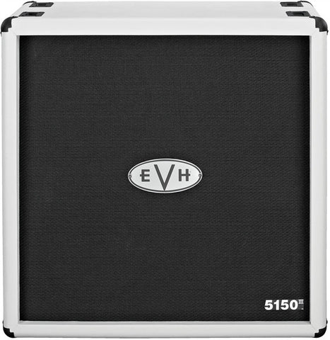 EVH 5150III 4x12 412 Straight Cabinet  Ivory 2252100400 - L.A. Music - Canada's Favourite Music Store!