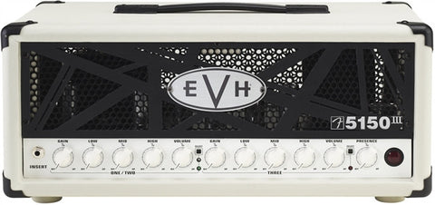 EVH 5150III 50W Head, Ivory, 120V 2253000410 - L.A. Music - Canada's Favourite Music Store!