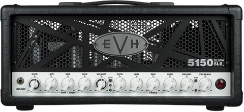 EVH 5150III® 50W 50 WATT 6L6 Head IN Black