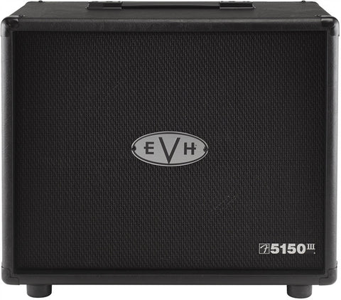 EVH 5150III 112 ST Cabinet, Black 2253100010 - L.A. Music - Canada's Favourite Music Store!
