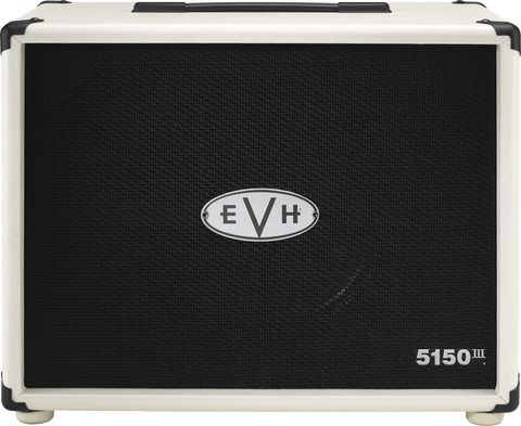 EVH 5150III 112 ST Cabinet, Ivory 2253100410