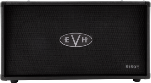 EVH 5150III 50S 2x12 Cabinet Black 2253101710 NEW FOR 2020