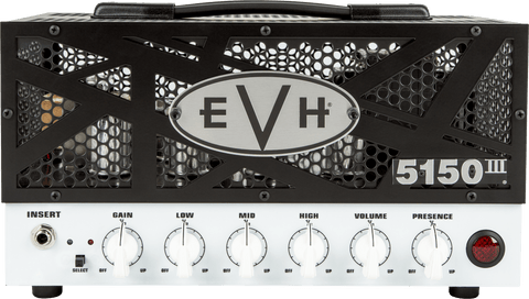 EVH 5150III 15W Lunchbox LBX Head, 120V 2256000000